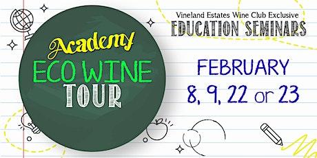 """Academy"" - Eco Wine Tour tickets"