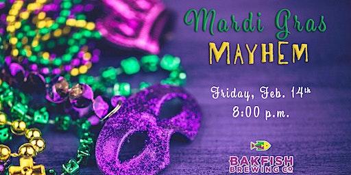 Mardi Gras Mayhem- Murder Mystery Dinner