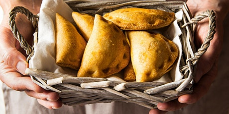 Buena Onda Empanadas, Live DJ Music + Wine by the Glass tickets