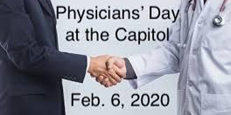 Physicians' Day at the Capitol tickets
