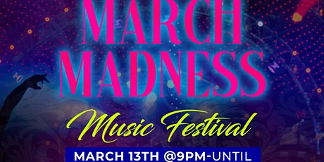 March Madness Music Festival tickets