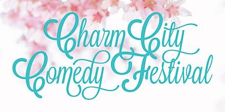 8:30 PM Fri May 1st - 2020 Charm City Comedy Festival tickets