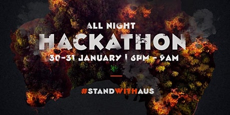 All Night Hackathon #StandWithAUS tickets