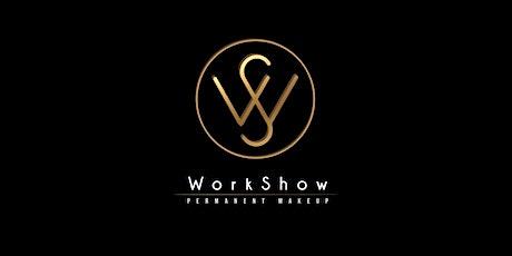 WorkShow Congresso de Micropigmentação tickets