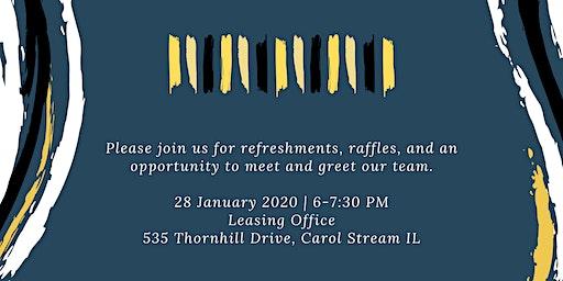 Carol Stream Crossing Apts - New Resident Event