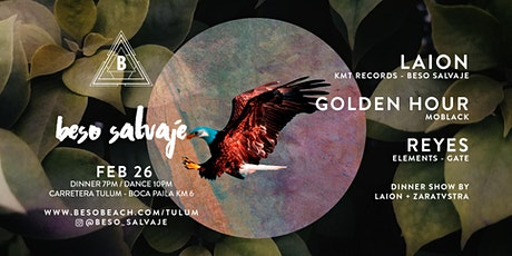 Laion, Golden Hour & Reyes by Beso Salvaje tickets
