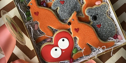 Animals of Australia Give Back Cookie Decorating Workshop for Kids & Adults