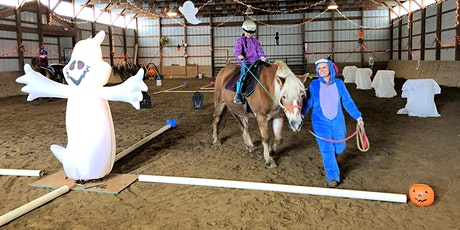 Test Ride a Pony - Halloween Fun 2 tickets