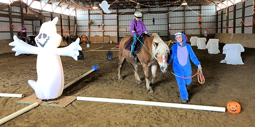 Test Ride a Pony - Halloween Fun 2