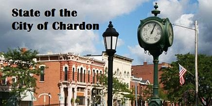 Chardon Area Chamber Luncheon: State of the City