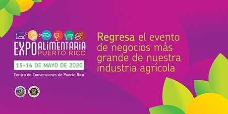 ExpoAlimentaria 2020 tickets