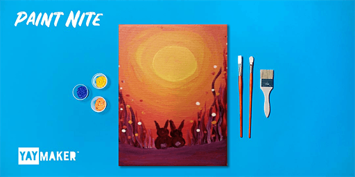 Paint Nite: The Original Paint and Sip Party