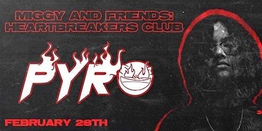 Miggy And Friends: Heartbreaker club