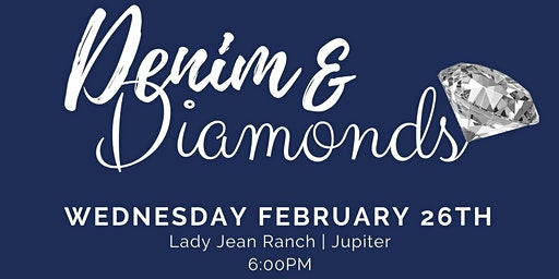 National Association of Wedding Professionals: Denim & Diamonds