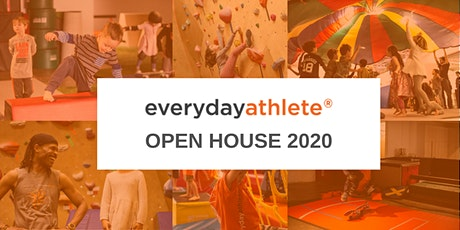 March 7, 2020 EA Open House | 2:30 - 4:00PM | 5-6 & 7+ yrs: Skateboarding, Climbing, Ninja tickets