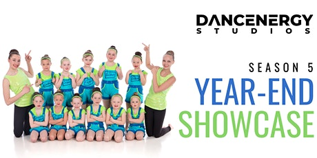 DancEnergy Year-End Dance Showcase 2020 (Friday 6pm) tickets