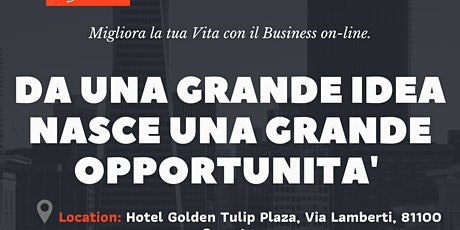 NEW ECONOMY - DIGITAL BUSINESS OPPORTUNITY biglietti