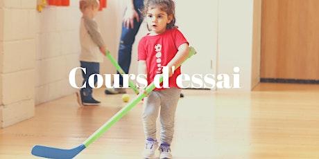 Essai Sportball à Sainte-Thérèse/Rosemère billets