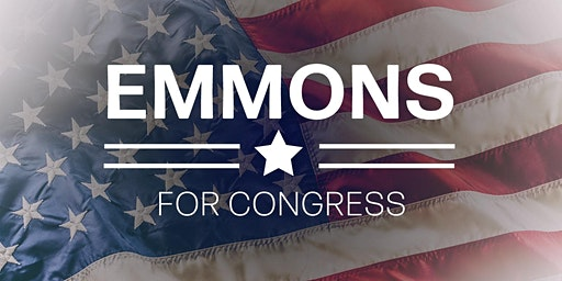 Emmons for Congress Petition Meeting