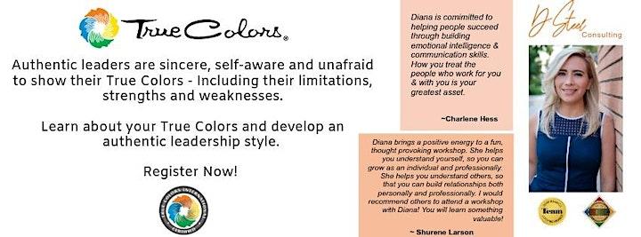 True Colors Workshop- Keys to Successful Leadership image