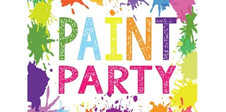Private Paint Party  - Racquael & Friends (02-14-2020 starts at 7:00 PM) tickets
