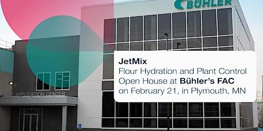 JetMix Flour Hydration and Plant Control - Open House