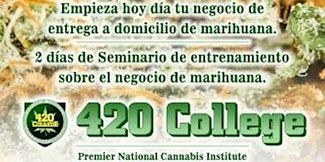 Seminarios de Negocios de Cannabis, Los Angeles tickets
