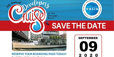 4th Annual Developers Cruise of the Chicago River tickets