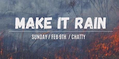 Make it Rain! - Aussie Bushfire Relief tickets