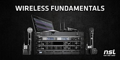 Wireless Fundamentals | Hamilton tickets