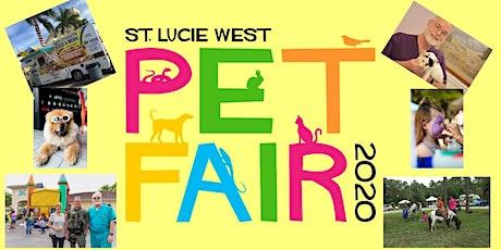 4th Annual Port St. Lucie Pet Fair tickets
