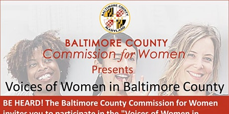 Voices of Baltimore County - Councilmanic District 3 in Cockeysville tickets