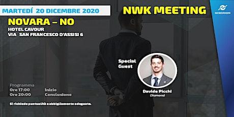 NEWORKOM MEETING - NWK COMMUNITY 21/01 - NO biglietti