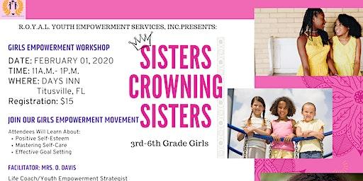 Sisters Crowning Sisters