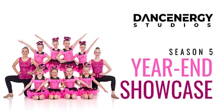 DancEnergy Year-End Dance Showcase 2020 (Saturday 6pm) tickets