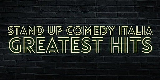 Stand Up Comedy Italia - Greatest Hits