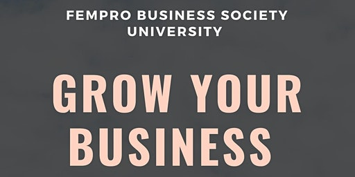 FemPro Business Society University