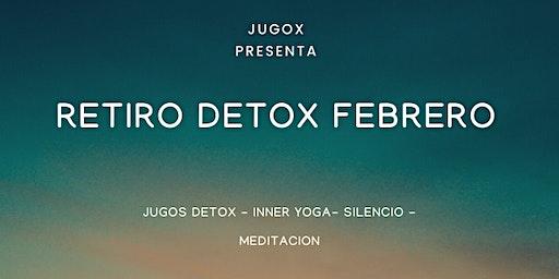 Retiro Detox Febrero