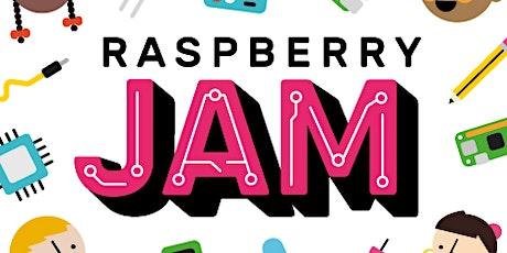 Raspberry PI Birthday Jam tickets