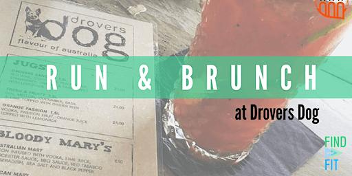Run & Brunch at Drovers Dog