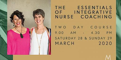 The Essentials Of Integrative Nurse Coaching - Waikato