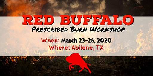 Prescribed Burn Workshop in Abilene, TX