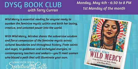 Book Club: Wild Mercy by Mirabai Starr tickets