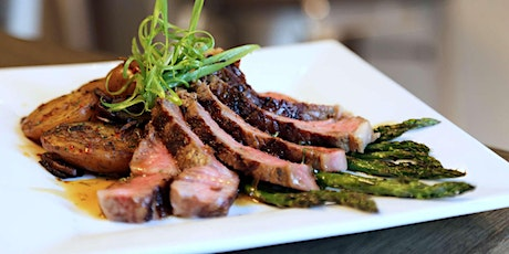 The Ultimate Steak Dinner - Cooking Class by Cozymeal™ tickets