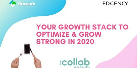 Tactical Growth:  Growth Stacks to Optimise & Grow Strong in 2020 tickets