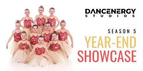 DancEnergy Year-End Dance Showcase 2020 (Sunday 2pm) tickets