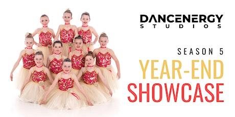 DancEnergy Year-End Dance Showcase 2020 (Sunday 2pm) tickets