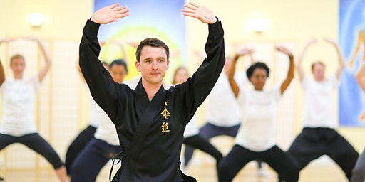 Body & Brain Tai Chi Class