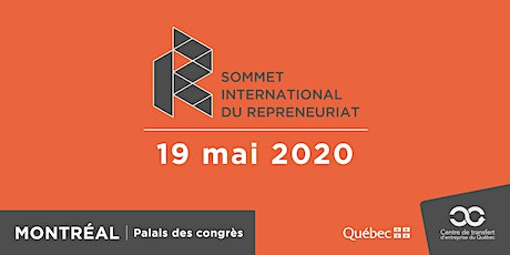 Sommet international du repreneuriat 2020 tickets