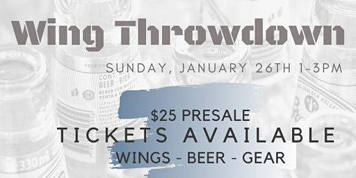 Wing Throwdown